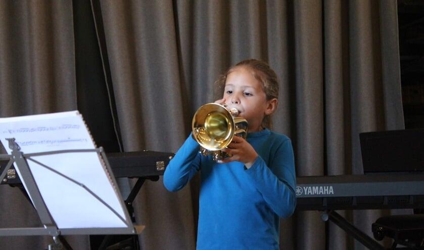 Leer trompet spelen bij Waterlandse Harmonie