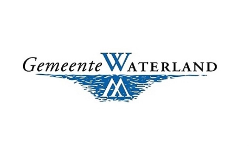 Het gemeentehuis Waterland is gesloten op donderdag 21 november na 17.00 uuren op vrijdag 22 november.