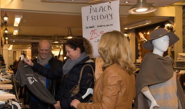 Black Friday betekent kopen met knalkortingen.