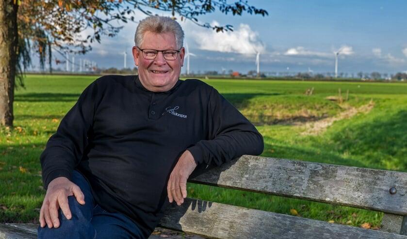 Jan Piet de Boer voelt zich stukken beter nu hij zijn etenspatroon heeft aangepast.