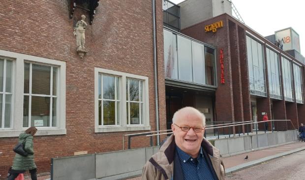 Hans Duin genoot van het leven.