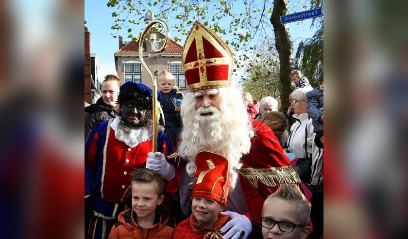 Zaterdag is Langedijk aan de beurt om Sinterklaas te begroeten.