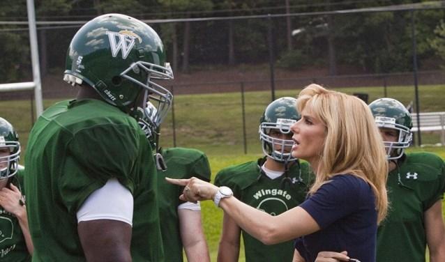 Blind Side met Sandra Bullock: waargebeurd sportdrama
