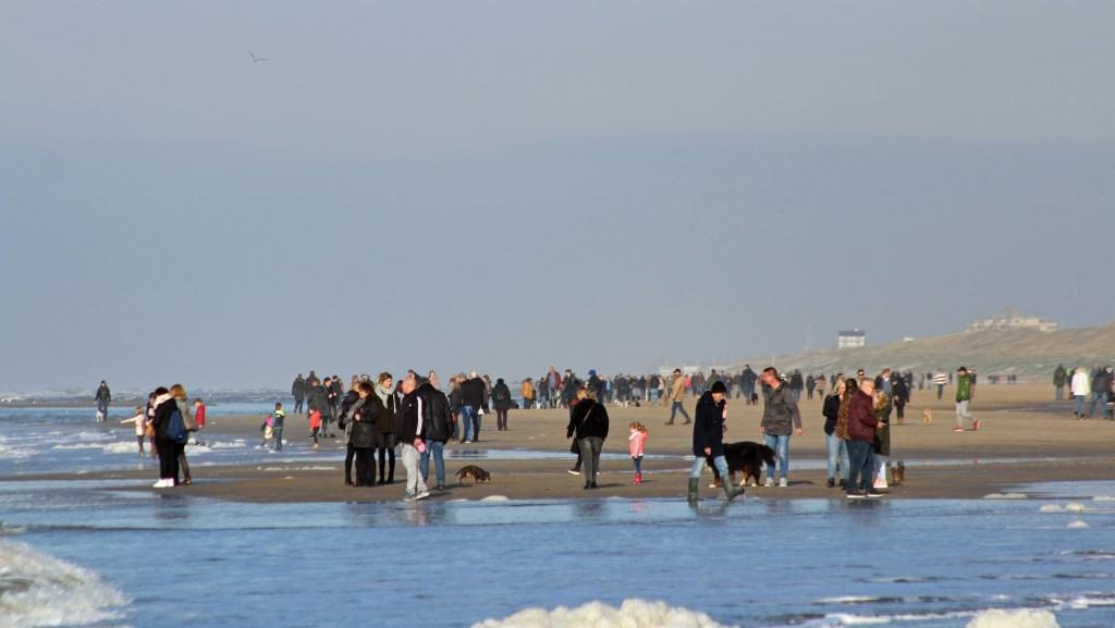 Even uitwaaien op het strand (Foto: Sjef Kenniphaas) © rodi