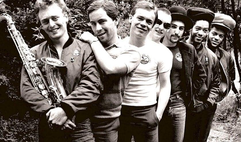 De succesvolle band UB40.