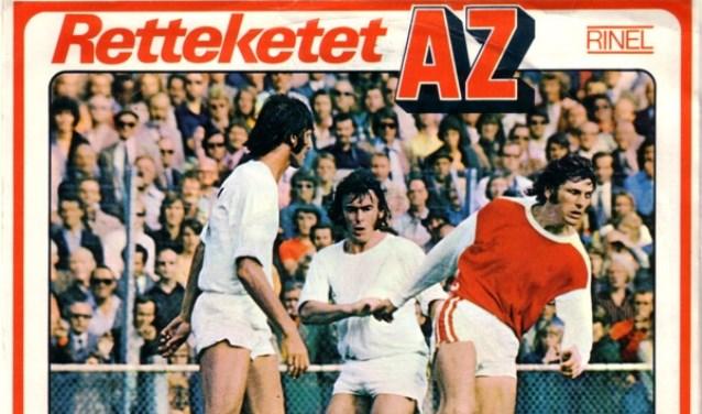 'Retteketet AZ' in de Top 2000?