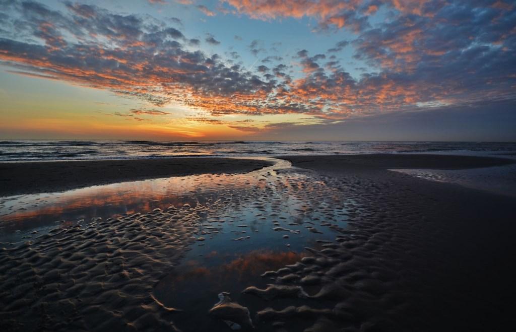Zonsondergang Foto: Rob Glas © rodi