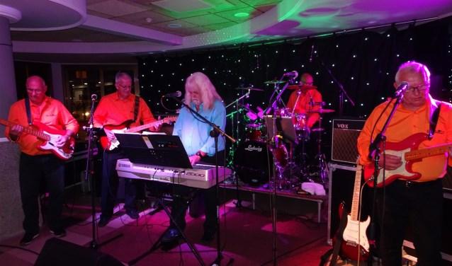 Sixties band De Stoel.