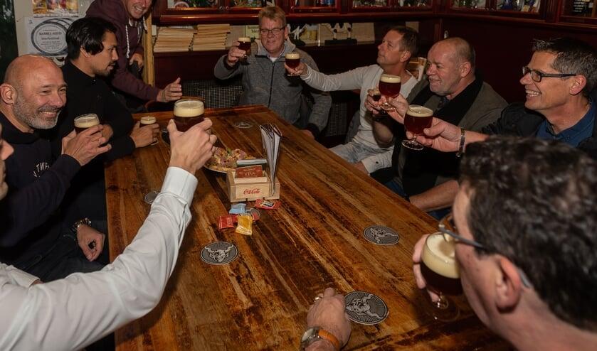 Op 24 november staat de 3e editie van het Barrel-Aged Bierfestival te gebeuren in De Bonte Koe.het 3