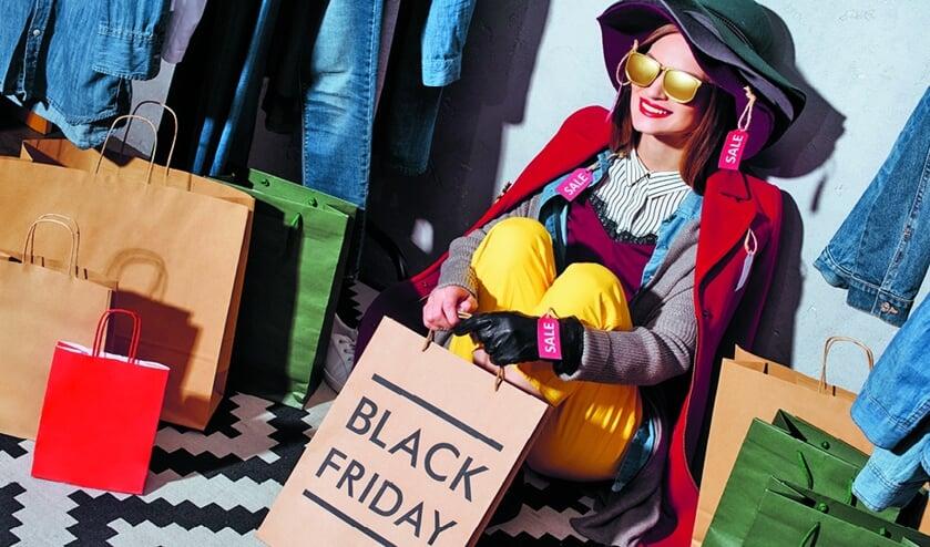 Black Friday is op vrijdag 29 november.