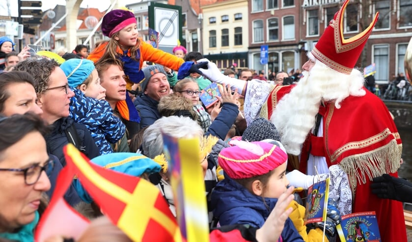 Sinterklaas komt aan in Alkmaar: één groot feest!