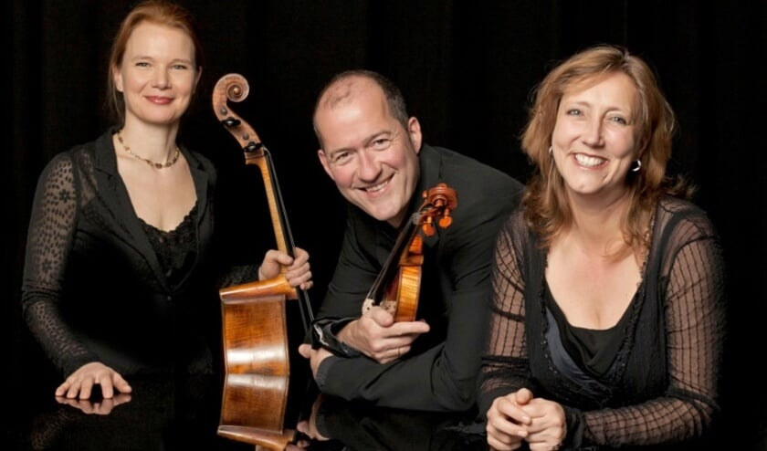 Het beroemde Osris Trio.