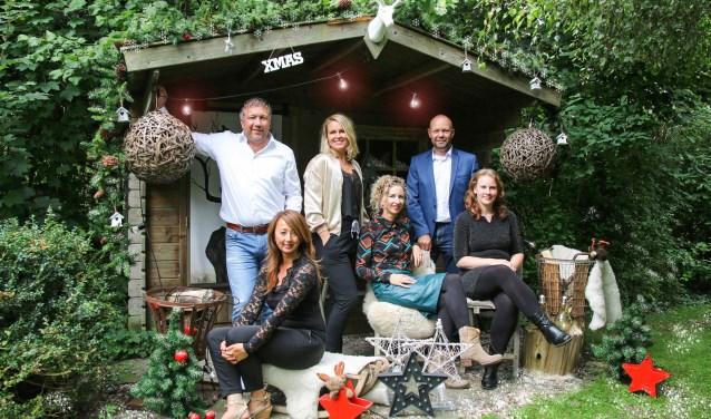 Het bestuur van Stichting Kerstactie Westfriesland.