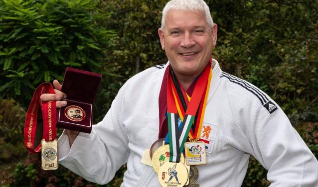 Hendrik Koppe grossierde de afgelopen jaren in prijzen. In 2010 won de judoka de Sport Award.