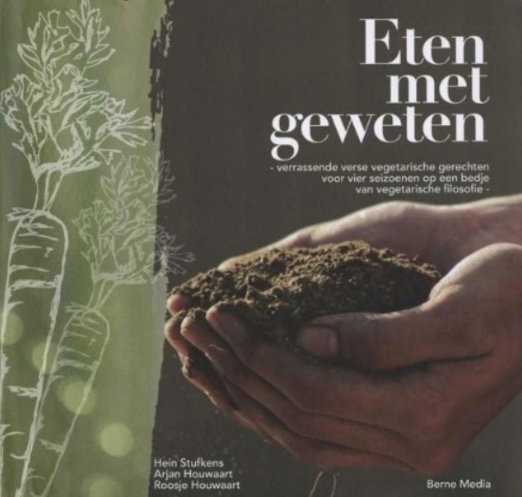 Het boek 'Eten met Geweten'.  (Foto: Boekcover) © rodi