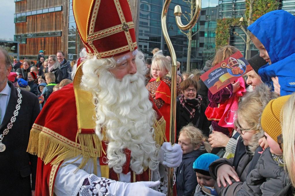 Sinterklaasintocht in Heerhugowaard. (Foto: Theo Annes) © rodi