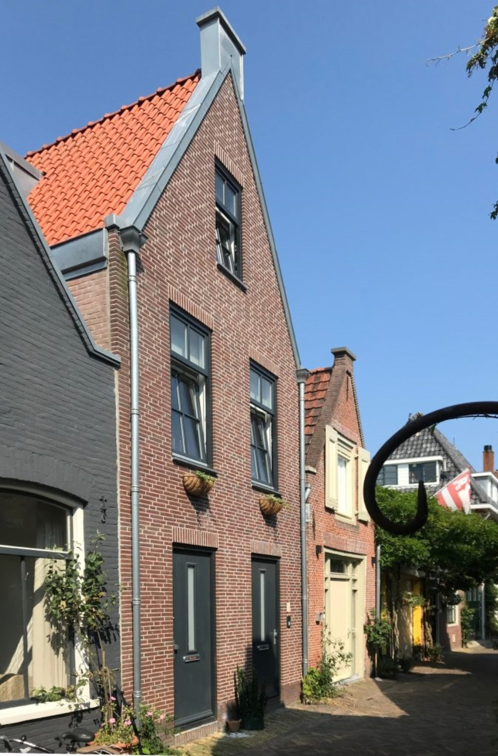 St Jacobstraat.  © rodi
