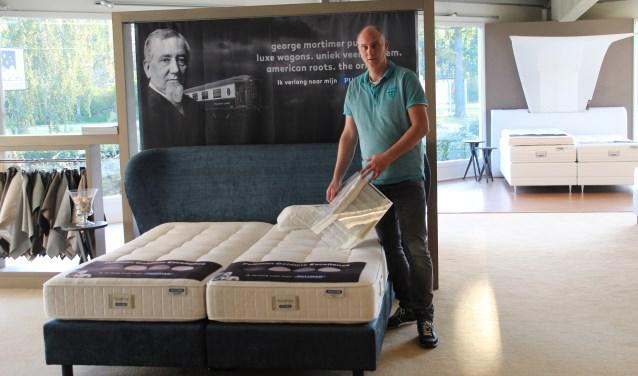 Bij de Enkhuizer Bedstede is de gehele Pullman Silverline- en Goldline-collectie te vinden.