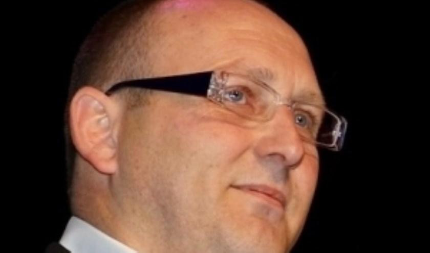 Directeur Jan Laan.