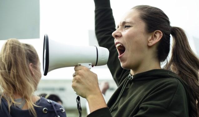 Leraren gaan op de barricade voor een beter salaris en een lagere werkdruk.