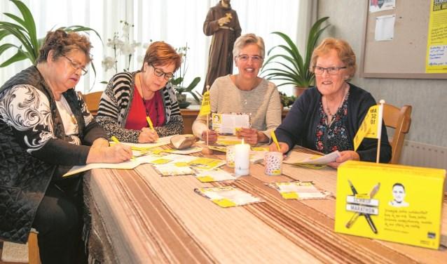 Marijke Schipperheyn, Lida Odie, Anne-Marie van Straaten en Anneke Molenaar schrijven ook brieven naar autoriteiten. Doe met hen mee!
