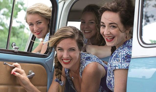De Meisjes met de Wijsjes.