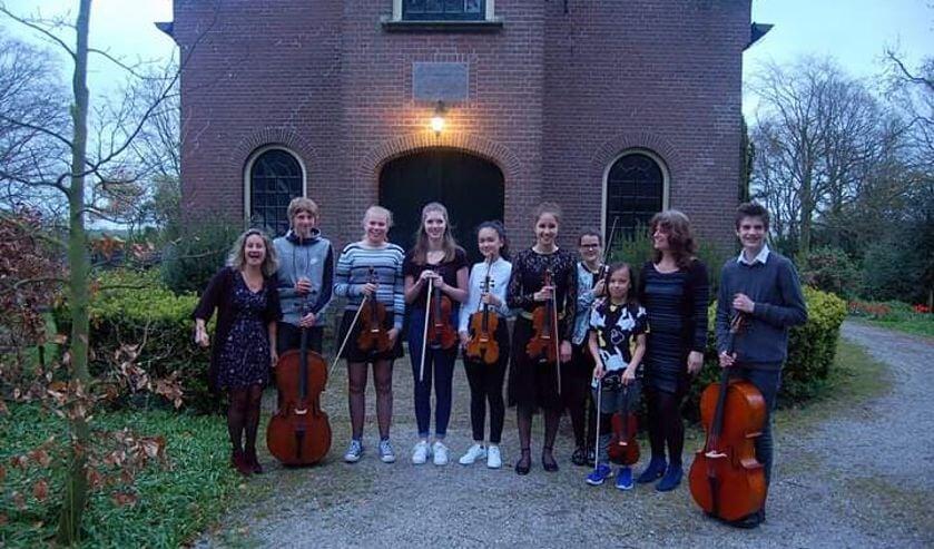 Het Muziekatelier houdt zondag 15 december kerstconcerten in de Remonstrantse Kerk.