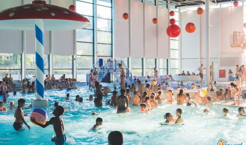 Het Leeghwaterbad scoort hoger dan het landelijk gemiddelde.