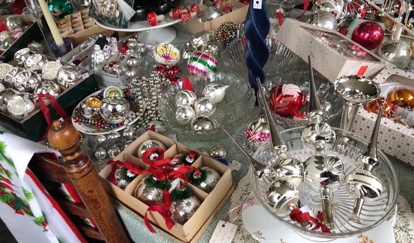 Het Kersthuis 'Sfeer van Weleer' van Annelies Lakeman aan de Hoflaan 16 is nu al in de weekends open.