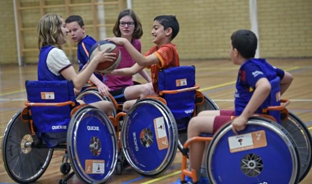 (S)Cool on Wheels: Leven en sporten met een handicap.