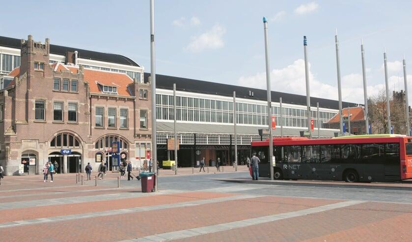 Busstation Haarlem krijgt er misschien een tweede station bij in Schalkwijk.