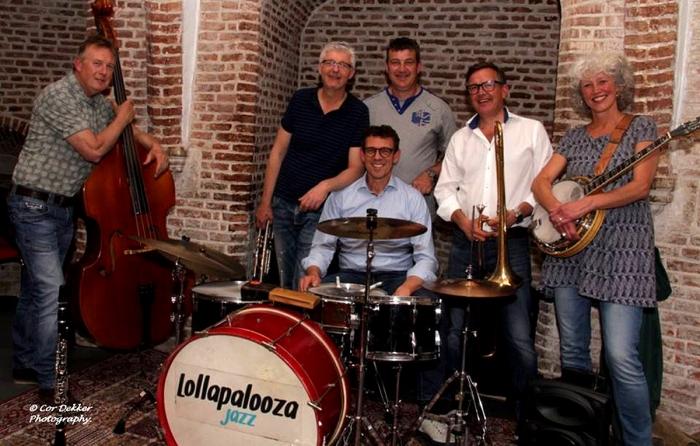 Lollapalooza komt naar Jazzclub Cool.