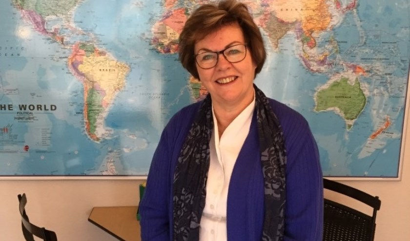 Marianne Vissinga gaat met welverdiend pensioen.