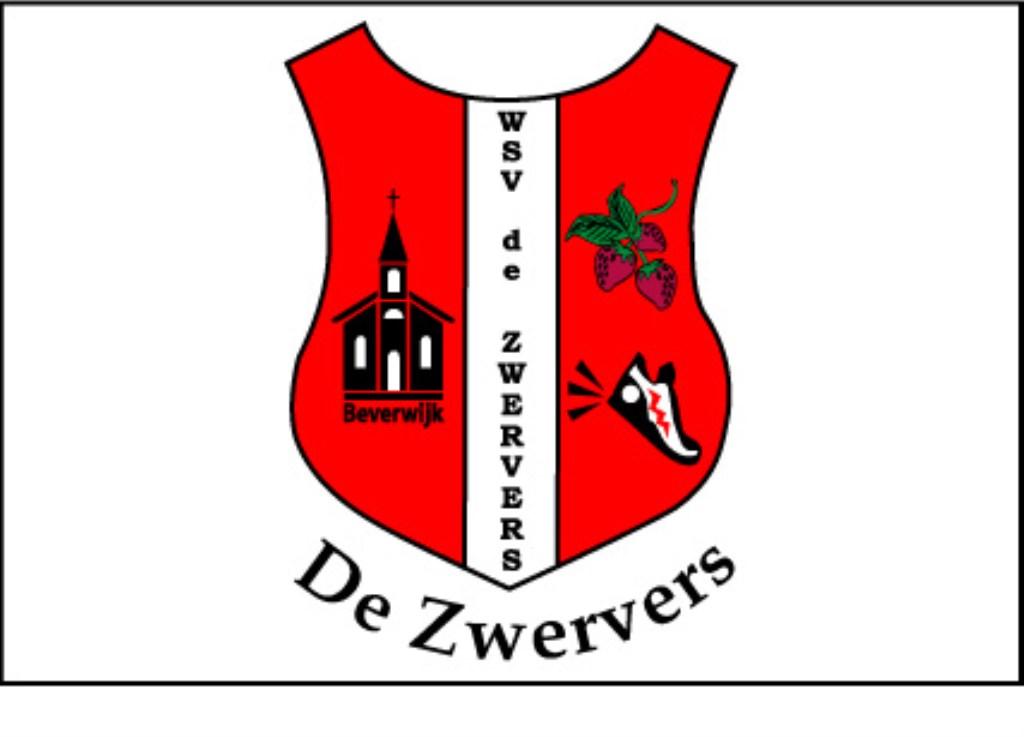 Het logo van WSV de Zwervers.  © rodi