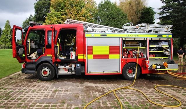 Leren van de brandweer, dit kan tijdens de oefenavond van de brandweer.