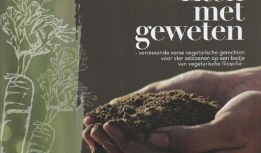 Het boek 'Eten met Geweten'.