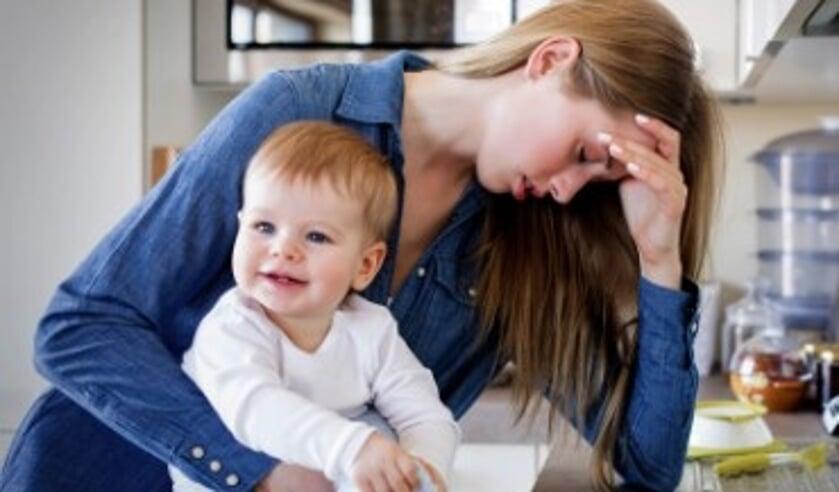 Ouders worden weleens radeloos als hun kind niet kan slapen.