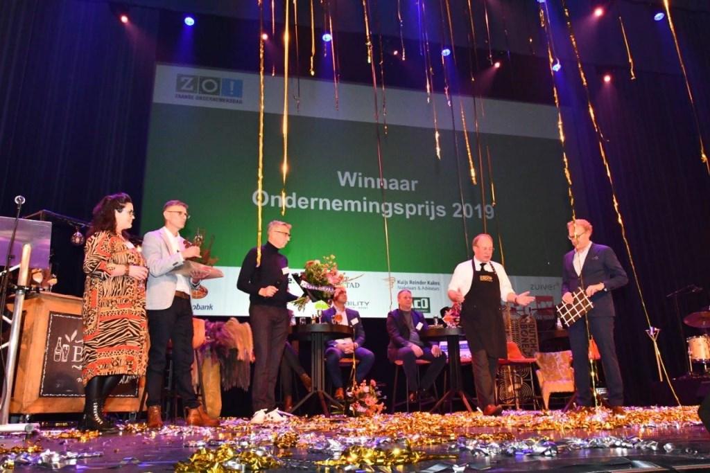 Gebroeders Van der Veekens vallen in de prijzen. © rodi