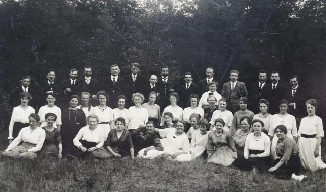 In het najaar van 1919 werd het Bergens Gemengd Koor opgericht.