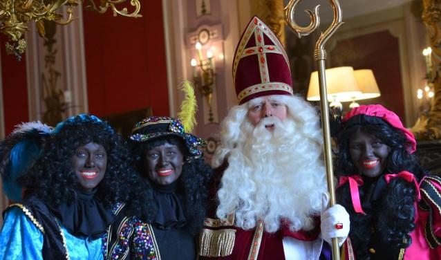 Sinterklaas en zijn Pieten komen zondag aan in Heemskerk.