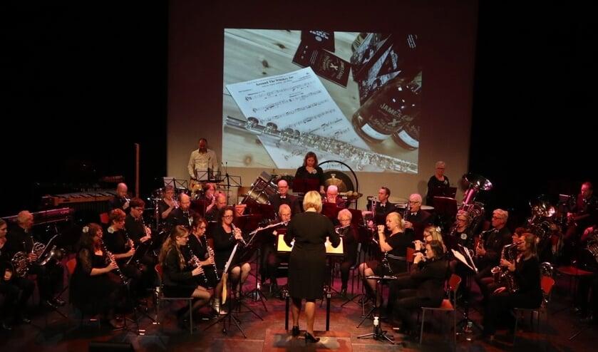 Concordia vormde met BB6 één orkest.