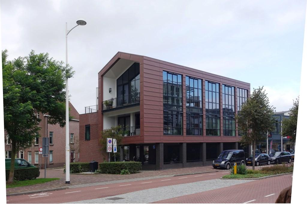Hoek Vondelstraat/Oudegracht.  © rodi