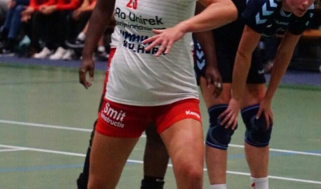Archieffoto: Carmen v d Kroon Topscorer met 8 Treffers