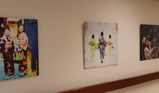 Nieuwe expo in Helders ziekenhuis.