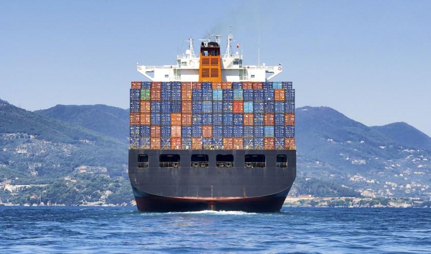 Wereldwijd worden er jaarlijks miljoenen zeecontainers vervoerd.