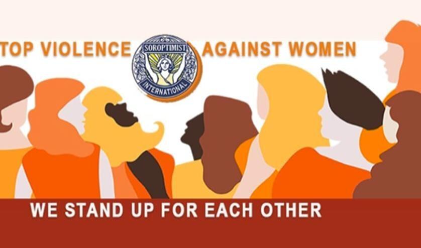 'Orange the World' is de internationale campagne van de Verenigde Naties 'Stop geweld tegen vrouwen en meisjes'.