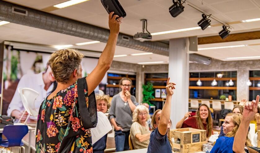 Stadswerk072 organiseert gratis interactieve workshops.