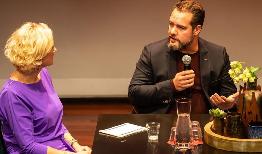 Bernard Klaassen van het Regionaal Platform Criminaliteitsbeheersing was enkele weken geleden te gast aan tafel bij de talkshow NV Purmerend.