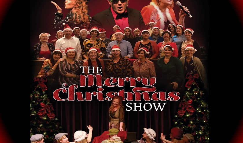 The Merry Christmas Show in De Vermaning.