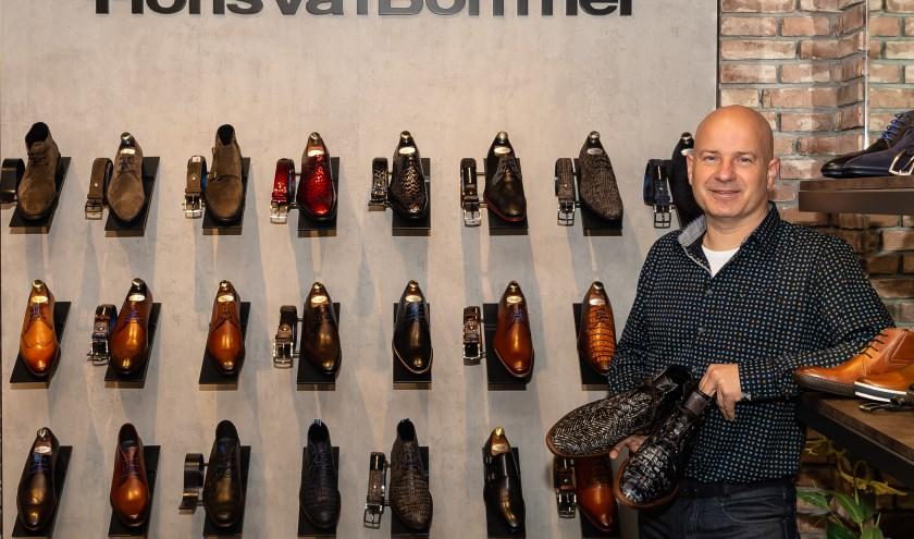 Paul Kuijt richt zich op de verkoop van kwaliteitsschoenen.